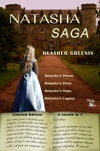 Natasha Saga (The Natasha Saga #1-4)