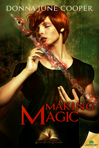 Making Magic by Donna June Cooper