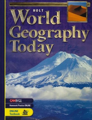World Geography Book Pdf