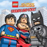 LEGO DC Super Heroes by Trey King