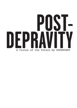 Post-Depravity