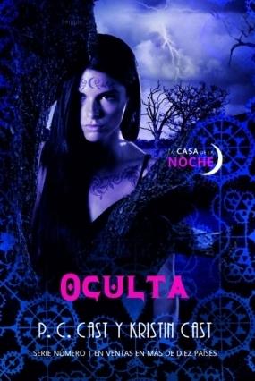 Oculta(House of Night 10)