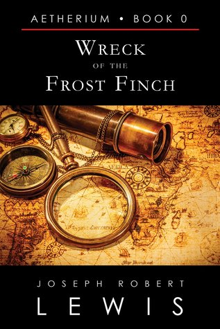 Wreck of the Frost Finch