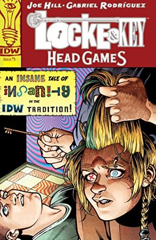 Locke and Key: Head Games #3