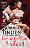 Love in the Time of Scandal (Scandalous, #3)