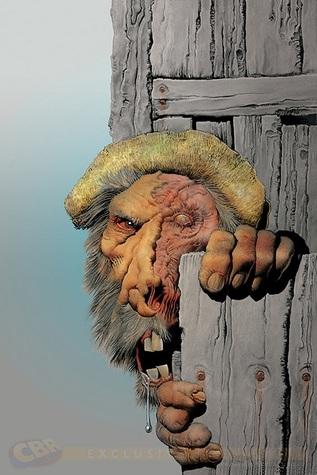 Rat God by Richard Corben