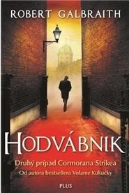 Hodvábnik (Cormoran Strike, #2)