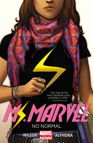 Ms. Marvel, Vol. 1: No Normal (Ms. Marvel Collected Editions, #1)