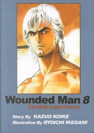 Wounded Man #8, Vol. 8