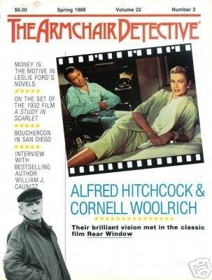 The Armchair Detective: Spring 1989 (Vol. 22, No. 2)