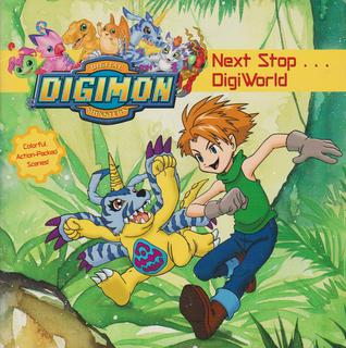 Digimon: Next Stop... Digiworld