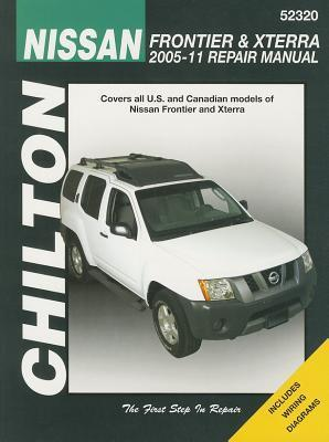 Nissan Frontier & Xterra 2005-11 Repair Manual