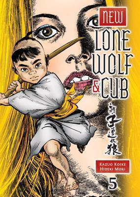 New Lone Wolf and Cub Volume 5