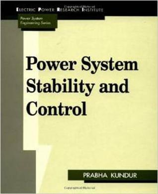 Power System Stability and Control por Prabha Kundur