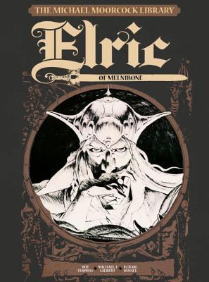 The Michael Moorcock Library - Elric Vol.1: Elric of Melniboné