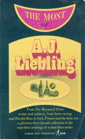 The Most of A.J. Liebling