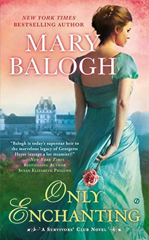 Book Review: Only Enchanting by Mary Balogh