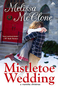 Mistletoe Wedding (A Marietta Christmas ...