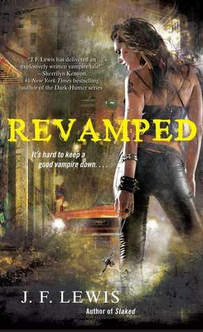 ReVamped by J.F. Lewis