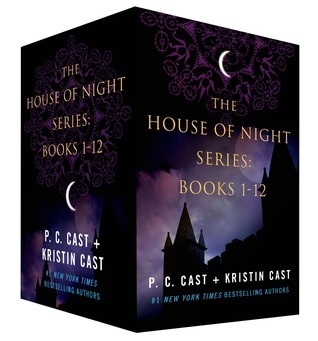 The House of Night Series: Books 1-12 (House of Night, #1-12)