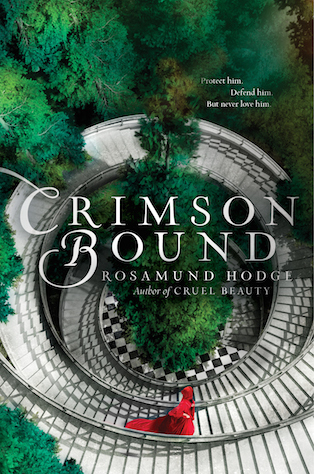 Image result for crimson bound rosamund hodge