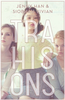 Trahisons (Le Pacte, #3)