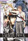 Death Note 02: Confluencia (Death Note, #2)