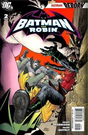 Batman Reborn: Batman and Robin #2