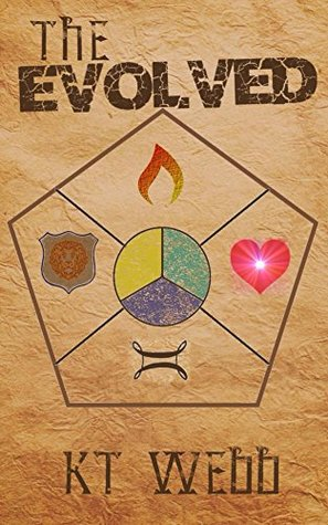 The Evolved (New Era Saga #1)