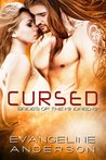 Book cover for Cursed (Brides of the Kindred, #13)
