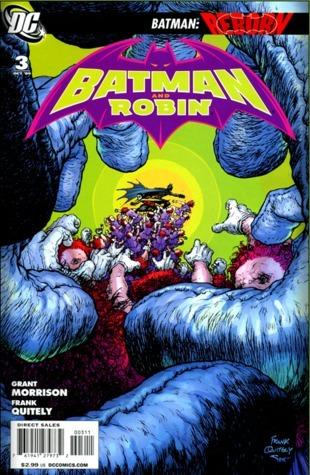 Batman Reborn: Batman and Robin #3