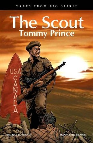 The Scout: Tommy Prince