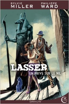 Un privé sur le nil (Lasser, Détective des dieux, #1)