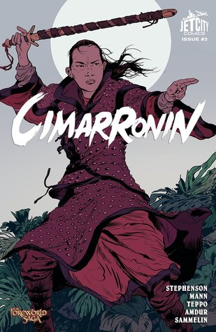 Cimarronin: A Samurai in New Spain #3