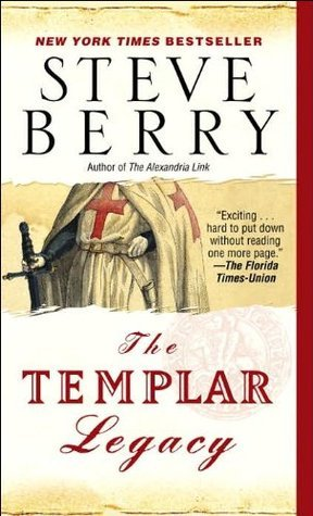 The Templar Legacy (Cotton Malone, #1)
