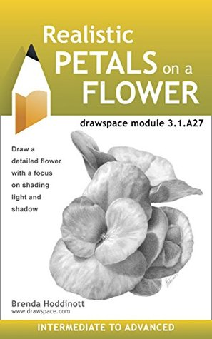 Realistic Petals on a Flower: drawspace module 3.1.A27