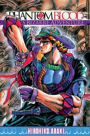 Jojo's Bizarre Adventure: Phantom Blood, Tome 2 (Phantom Blood, #2)