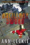 Ancillary Sword (Imperial Radch, #2) cover