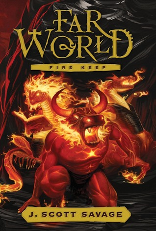 Fire Keep (Farworld, #4)
