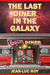 The Last Diner in the Galaxy by Jean-Luc Roy