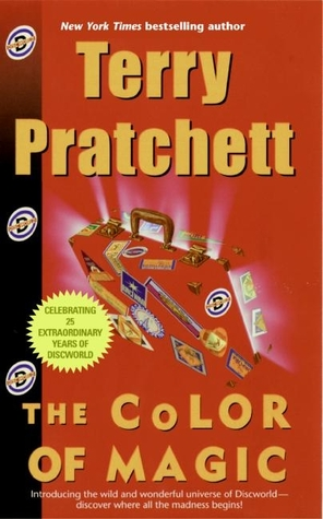 The Color of Magic(Discworld 1)