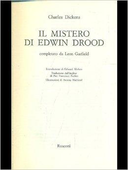 Il mistero di Edwin Drood. Completato da Leon Garfield