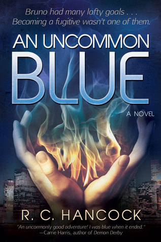 An Uncommon Blue (Colorblind, #1)