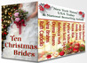 Ten Christmas Brides by Ruth Cardello