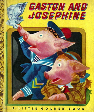 gaston and josephine a little golden book by georges duplaix