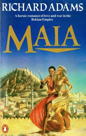 Maia (Beklan Empire #2)