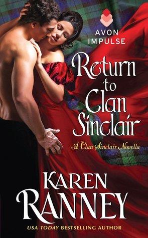 Return to Clan Sinclair (Clan Sinclair, #3.5)