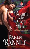 Return to Clan Sinclair (Clan Sinclair, #3.5)