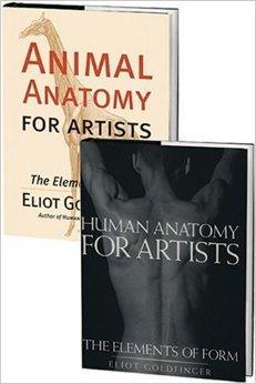 The Goldfinger Set: Human Anatomy and Animal Anatomy