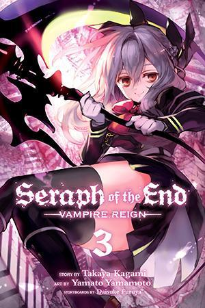 Seraph of the End, Volume 3